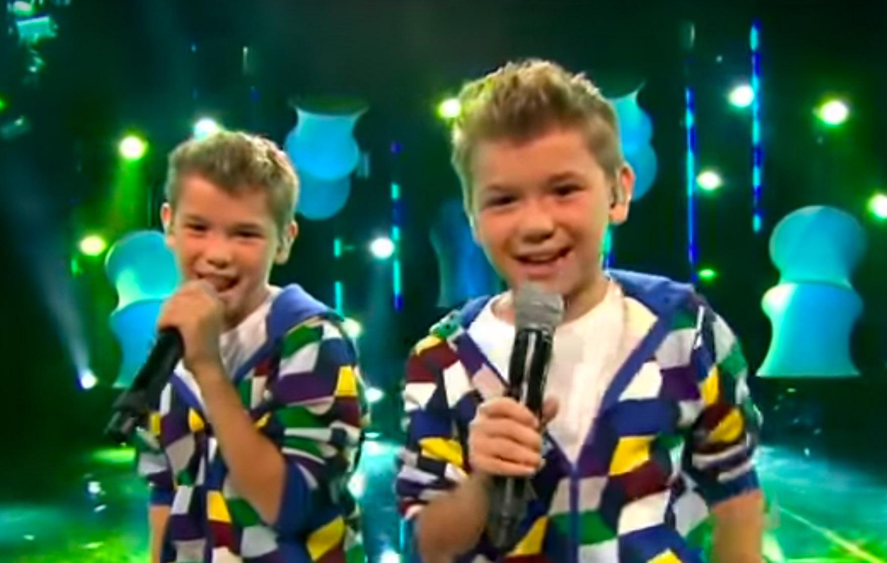 Marcus & Martinus - eller muligensx omvendt (NRK)