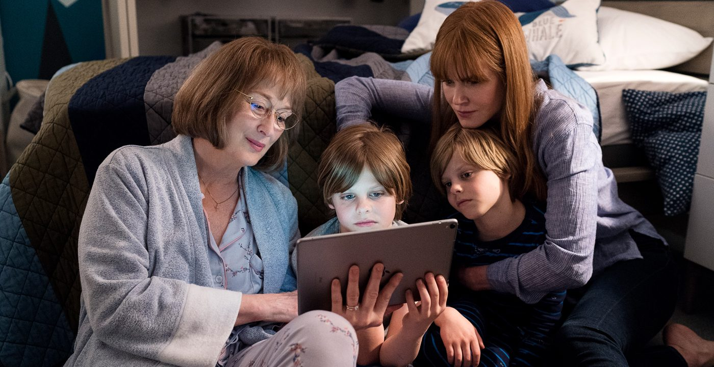 Meryl Streep i HBOs Big Little Lies