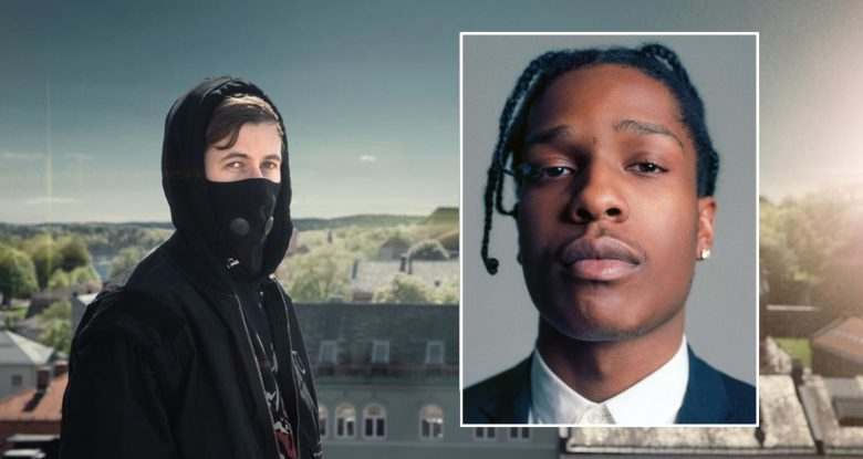 Alan Walker og A$AP Rocky