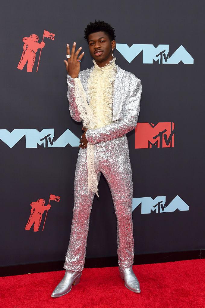 Lil Nas X MTV VMA Hodo Musa Hodovodo