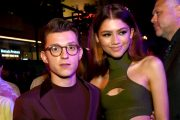 Spider-Man Tom Holland Zendaya