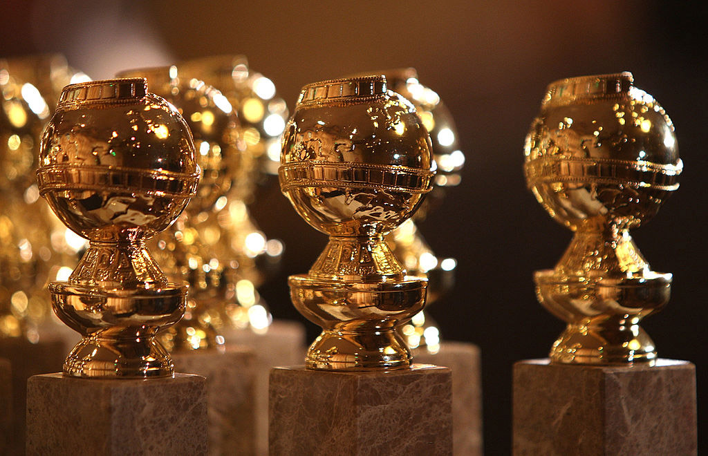 Golden Globe (Frazer Harrison/Getty)