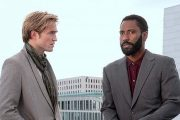 Tenet fra Chris Nolan med Robert Pattinson og John David Washington på mystisk oppdrag i Oslo (SF Studios Norge/Warner Bros.)