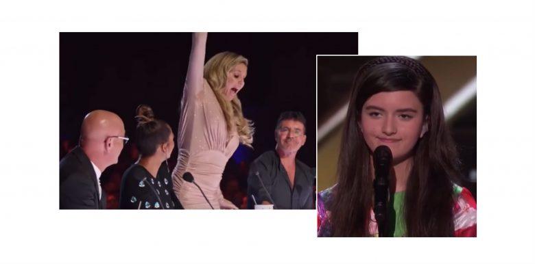 Angelina Jordan on America's Got Talent: The Champions