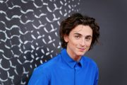Timothee Chalamet spiller Paul Atreides i ny versjon av Dune. Her er New York-gutten på premieren til The King i Australia i oktober 2019 (Lisa Maree Williams/Getty)