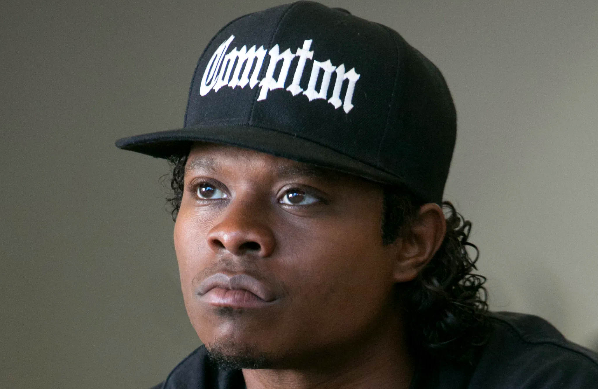 Jason Mitchell som Eazy-E i Straight Outta Compton (United International Pictures/Universal Pictures)