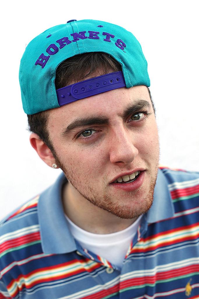 18 år gamle Mac Miller på SXSW i Texas i 2011 (Roger Kisby/Getty)