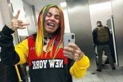 Som om 2020 ikke er ille nok: Rapperen du elsker å hate er tilbake på Instagram (Instagram/6ix9ine)