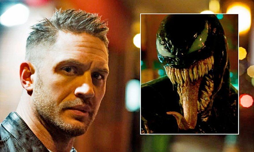 Elsk/hat-blockbusteren Venom fra 2018 (Marvel/Disney)