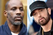 DMX vs. Eminem? (John Lamparski/Getty Images, Axelle/Bauer-Griffin/FilmMagic)