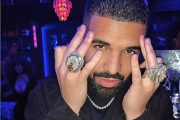 Drake åpner lommeboken - men ikke på vidt gap? (Instagram/champagnepapi)
