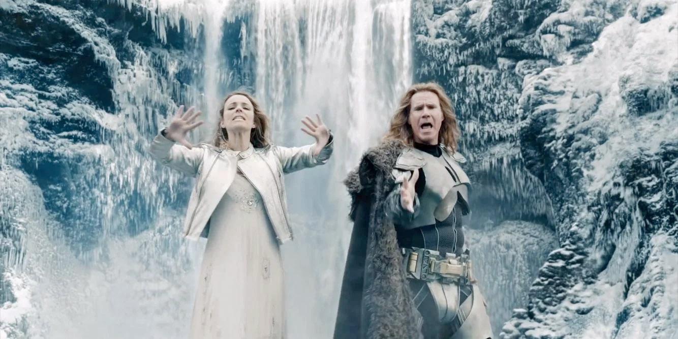 Will Ferrell og Rachel McAdams gjør narr av skandinavisk popkultur (Netflix)