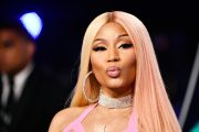Nicki Minaj på MTV VMAs i 2017 (Frazer Harrison/Getty)