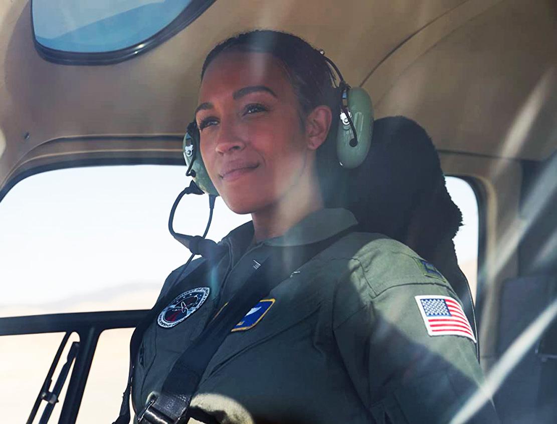 Tawny Newsome som Angela Ali (Netflix)