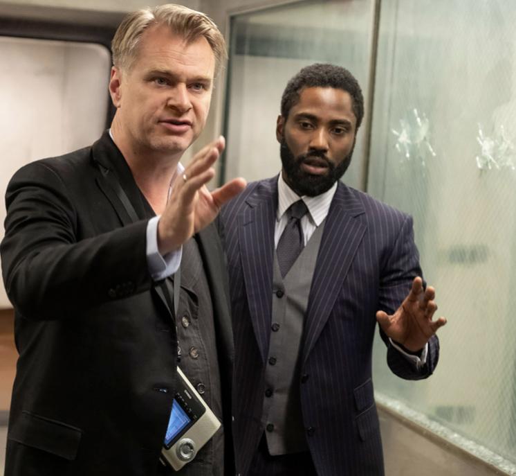 Tenet er den 15. filmen som Christopher Nolan regisserer (SF Norge/Warner Bros.)