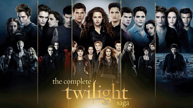 Mektig karantenekost: The Twilight Saga varer i 10,5 timer (Summit)