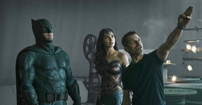 Zack Snyder får slippe sin versjon av Justice League (DC/Warner Bros.)