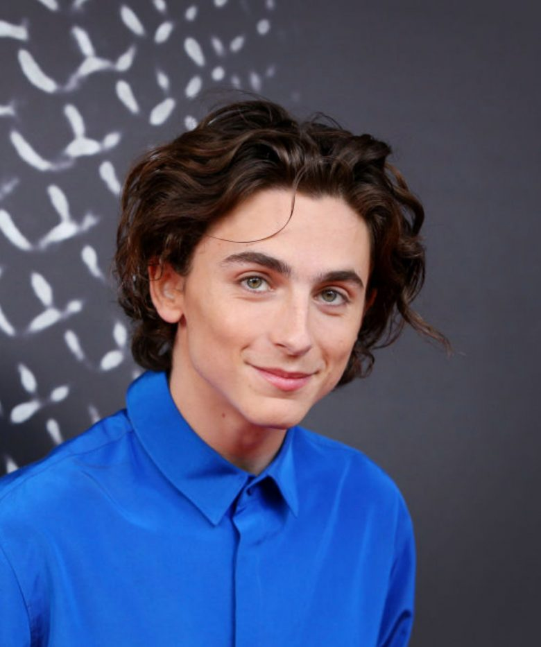 Timothee Chalamet på premieren til The King i Australia i oktober 2019 (Lisa Maree Williams/Getty)