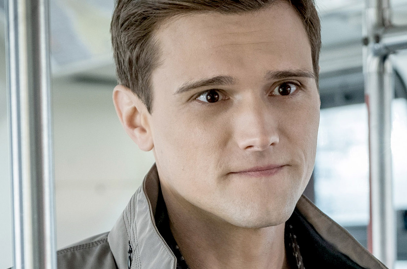 Hartley Sawyer som Ralph Dibny alias The Elongated Man i The Flash (The CW)