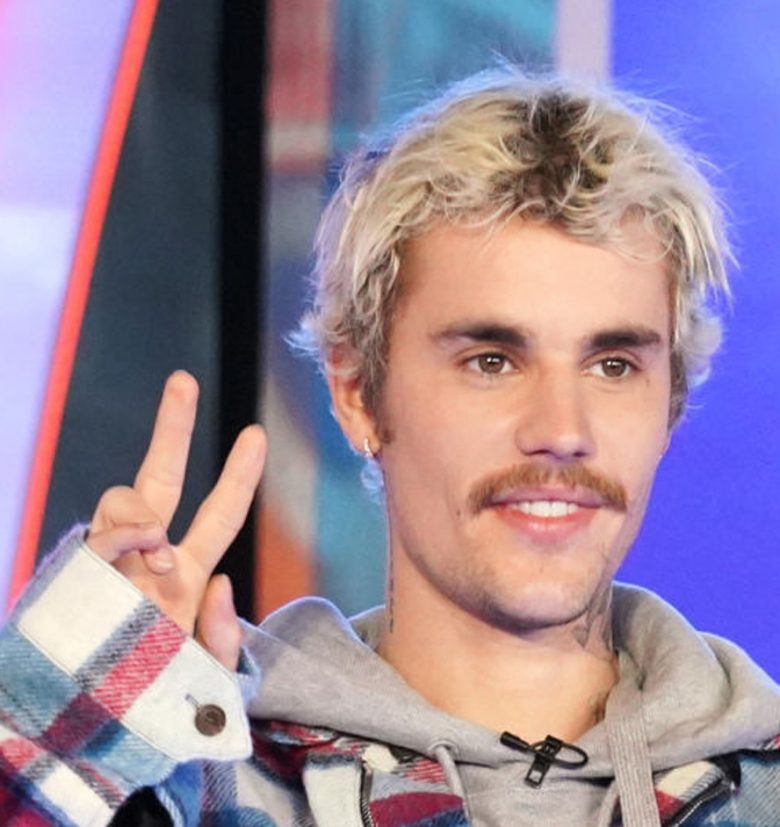Justin Bieber på MTVs Fresh Out Live i februar 2020 (Cindy Ord/Getty)