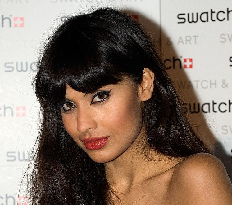 Kim Kardashian er skadet, mener Jameela Jamil (Samir Hussein/Getty)