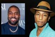 Kanye West kaller Pharrell Williams en av de beste (Mark Sagliocco/WireImage, David Buchan/Getty)