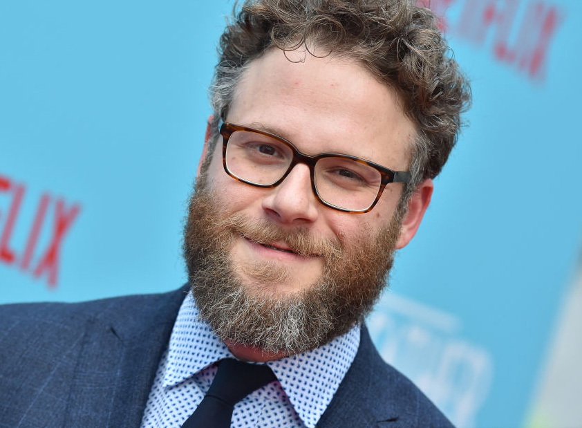 Seth Rogen på premieren til filmen Like Father i Hollywood i 2018 (Axelle/Bauer-Griffin/FilmMagic)