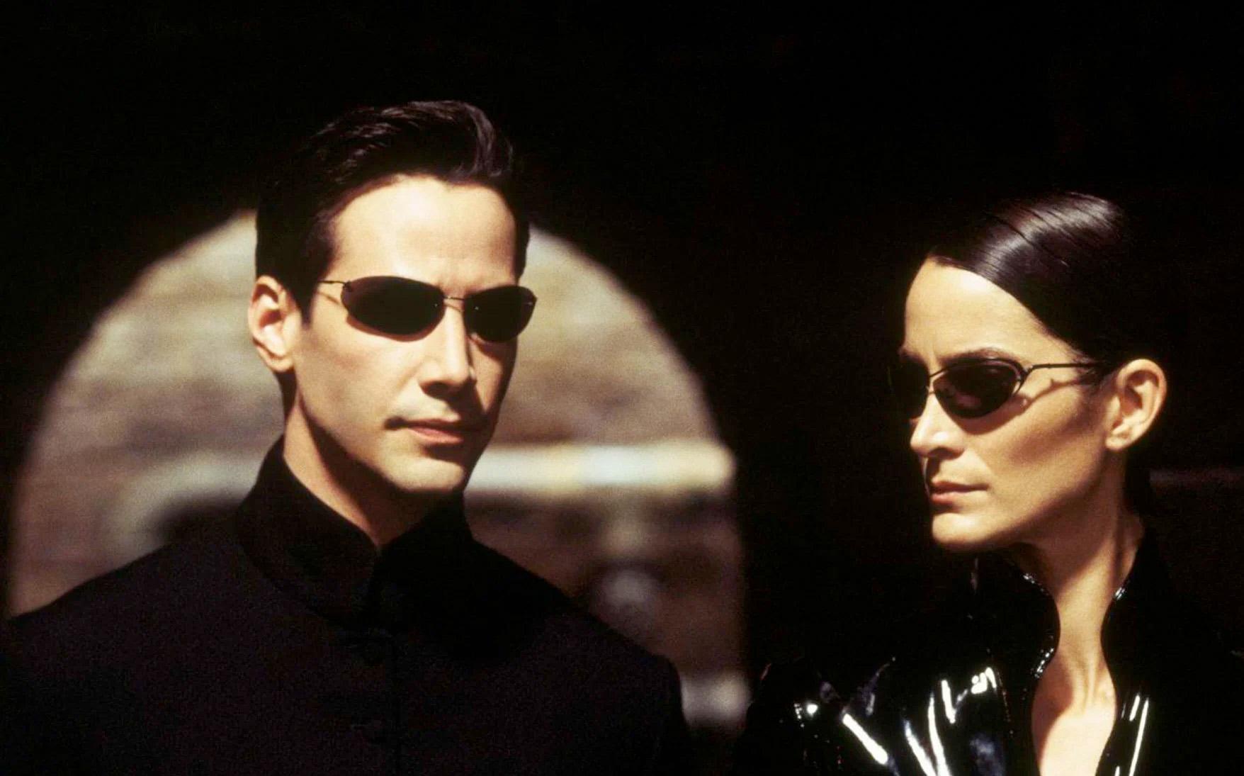 Datasnokeren Neo og Trinity gjenforenes i The Matrix 4 (Warner Bros.)