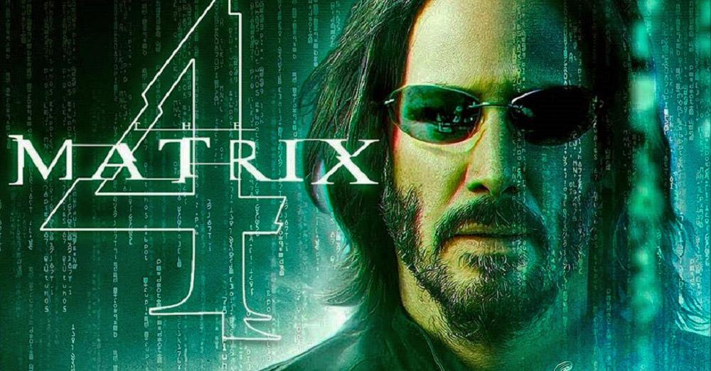 Keanu Reeves som Neo for fjerde gang i The Matrix 4 (Warner Bros.)