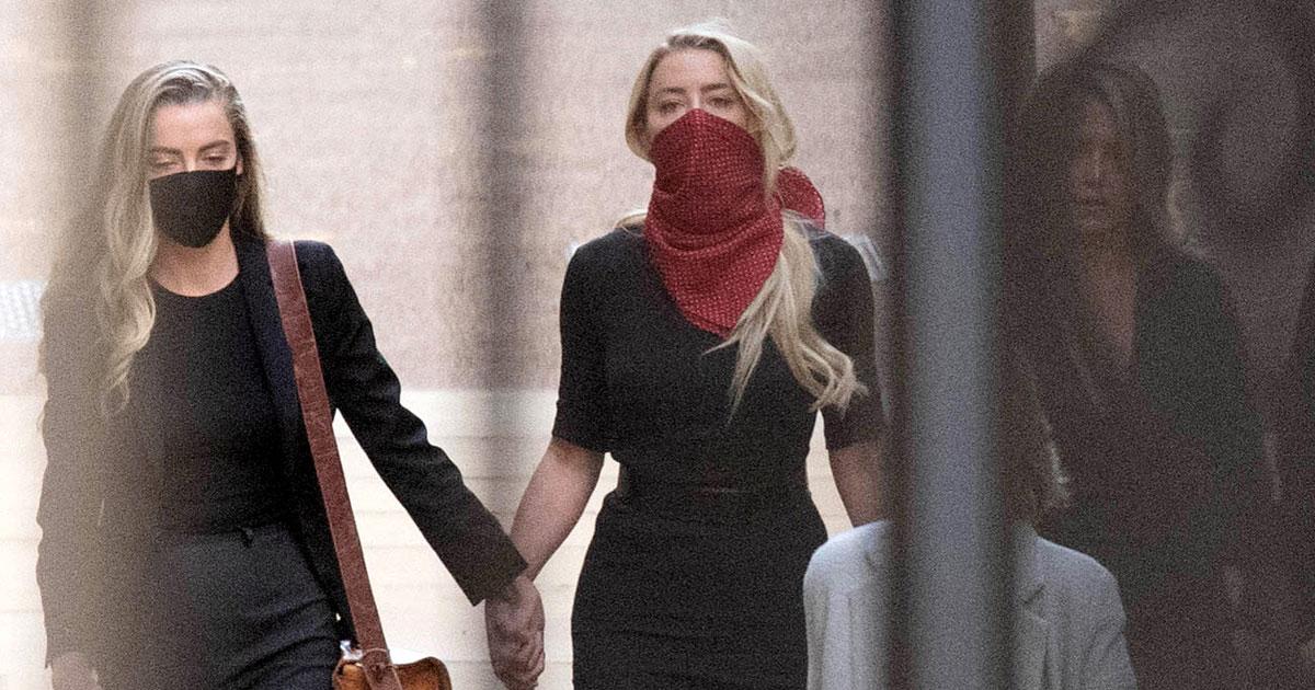 Johnny Depp hudfletter eks-kona Amber Heard i ny rettsak – Hun er en sosiopat! Foto: Peter Summer stringer via Getty