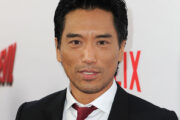 Peter Shinkoda på premieren til Netflix' Marvel-serie Daredevil i Los Angeles i 2015 (Angela Weiss/Getty)