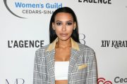 Naya Rivera i Beverly Hills i november 2019 (Jon Kopaloff/FilmMagic)