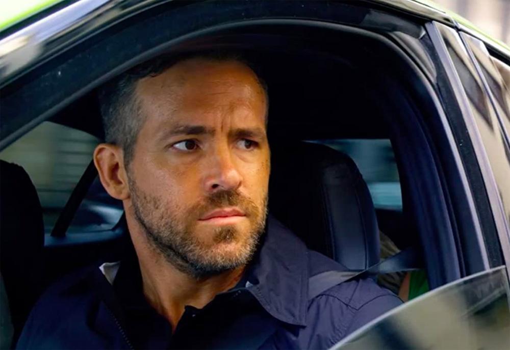 Ryan Reynolds (Netflix)