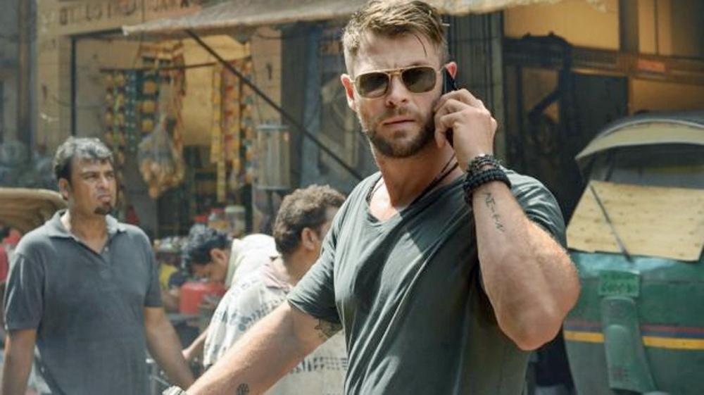 Chris Hemsworth (Netflix)