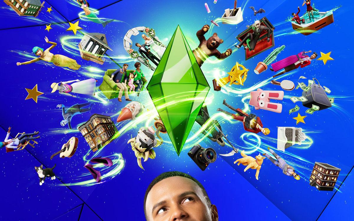 The Sims blir reaity-serie