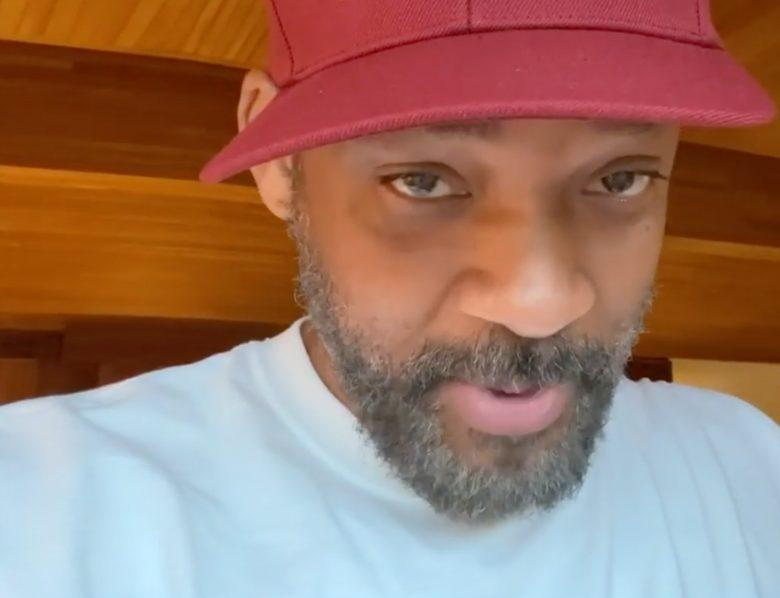 Will Smith liker ikke feedback fra 50 Cent etter gårsdagens talkshow med Will og Jada Pinkett Smith (Instagram/willsmith)