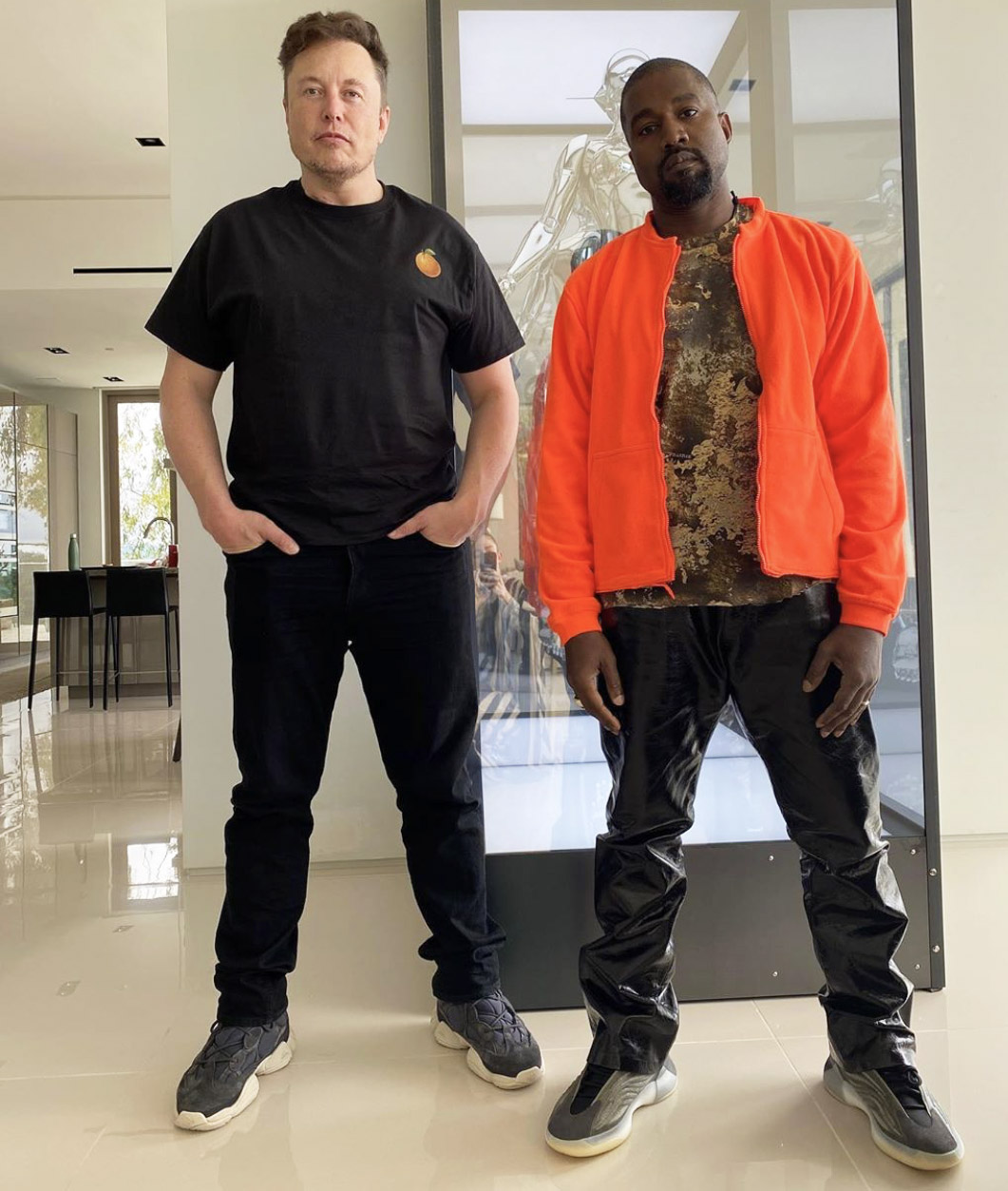 Elon Musk feat. Kanye West (Grimes)