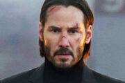 John Wick spilt av Keanu Reeves (Nordisk Filmdistribusjon/Summit/Lionsgate)