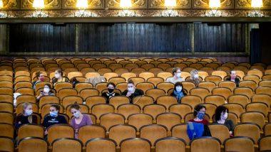 Kinosal i Praha i mai 2020 (Gabriel Kuchta/Getty)