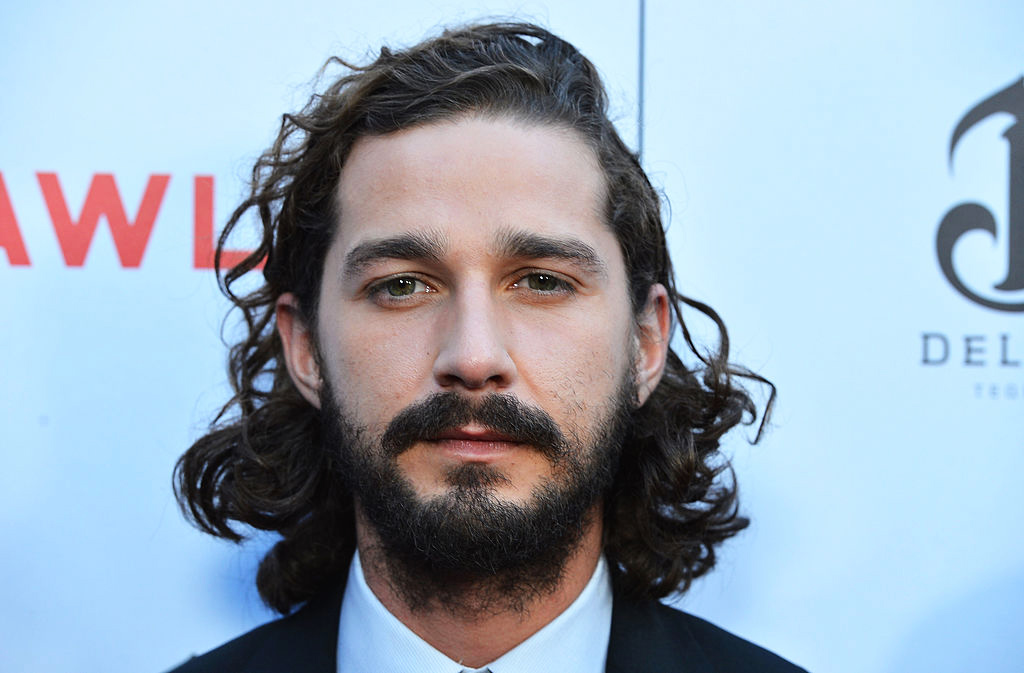 Shia LaBeouf (Frazer Harrison/Getty)