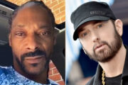 Snoop Dogg & Eminem (Instagram/snoopdogg, Axelle/Bauer-Griffin/FilmMagic)