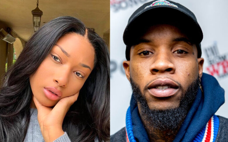 Megan Thee Stallion og Tory Lanez (Instagram/theestallion, Roy Rochlin/Getty)