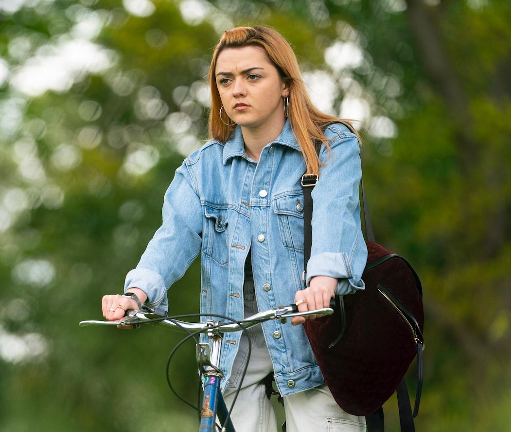 Maisie Williams' karakter Mary burde ikke ha blitt med på innbrudd (RLJE Films)
