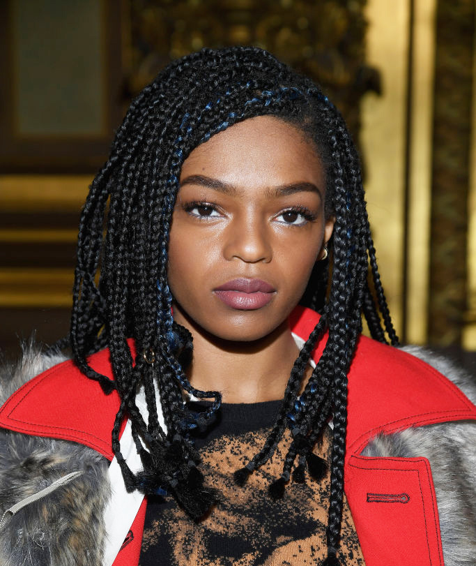 Selah Marley i Paris i 2018 (Pascal Le Segretain/Getty)