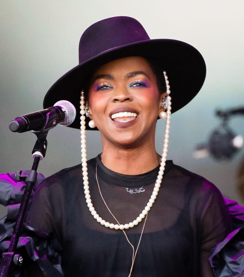 Lauryn Hill på Glastonbury Festival i juni 2019 (Samir Hussein/WireImage)
