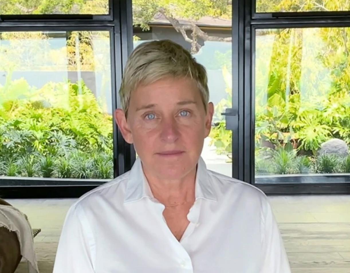 Ellen DeGeneres (Telepictures/Warner Bros.)
