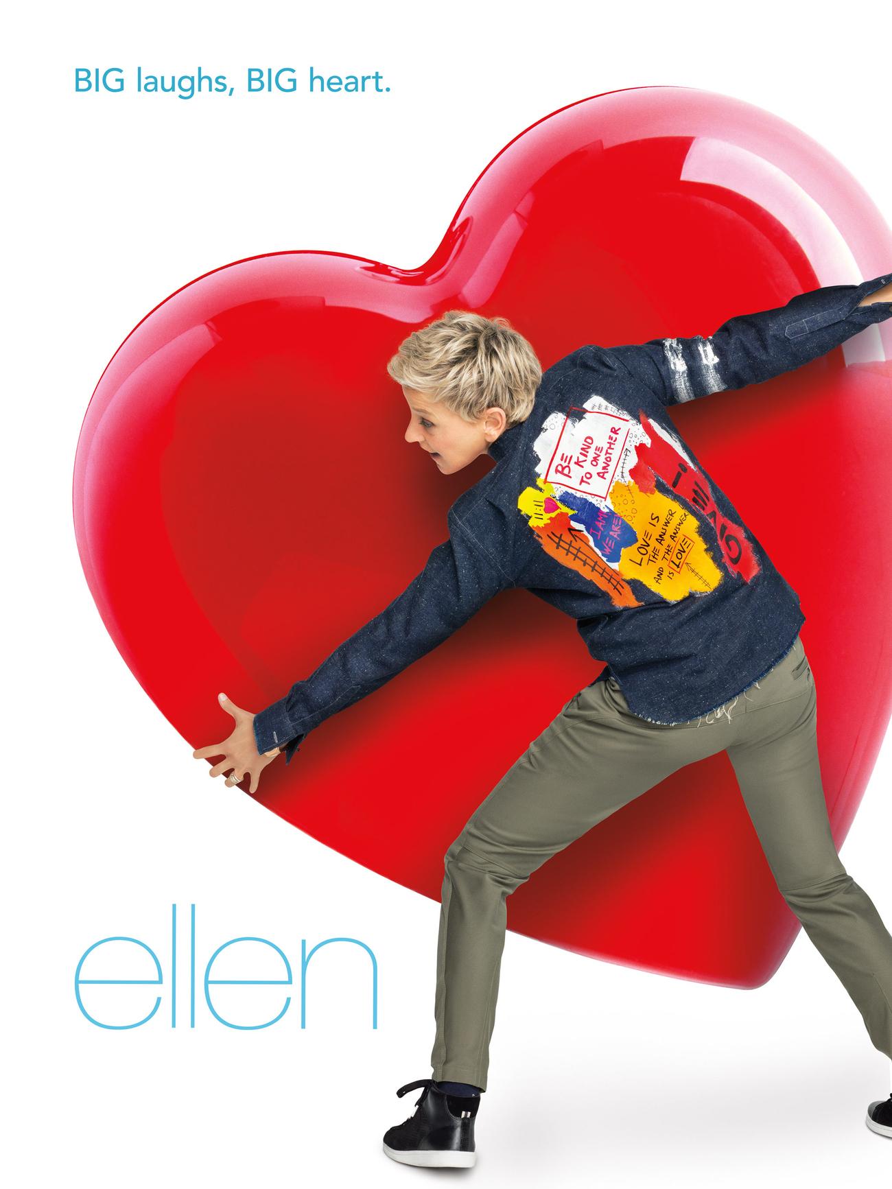 The Ellen DeGeneres Show (Telepictures/Warner Bros.)