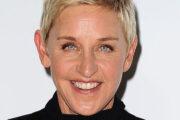 Ellen DeGeneres på People's Choice Awards i Microsoft Theater i Downtown Los Angeles i 2016 (Jason LaVeris/FilmMagic)