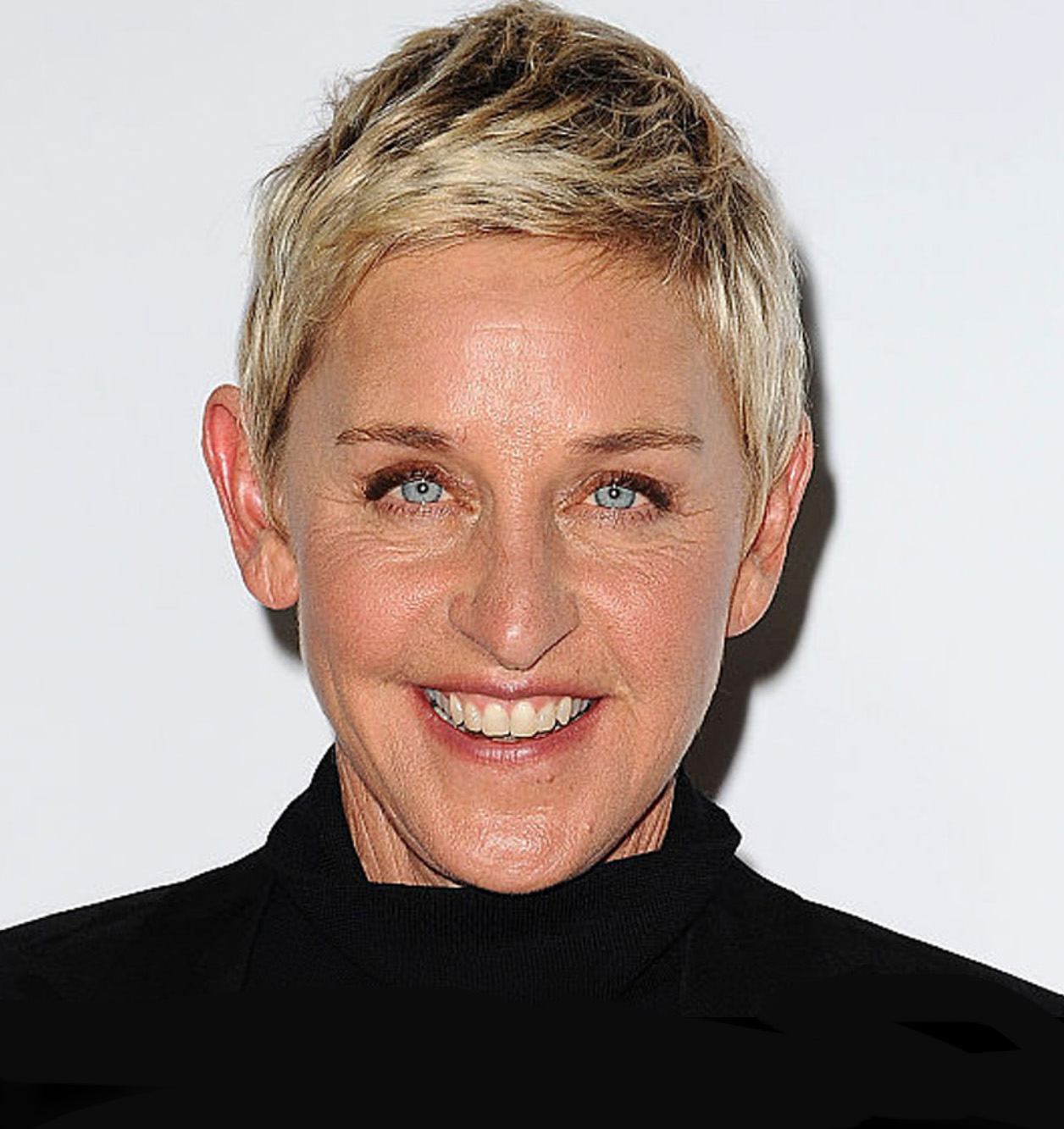 Ellen DeGeneres på People's Choice Awards i Microsoft Theater i Downtown Los Angeles i 2016 (Jason LaVeris/FilmMagic)