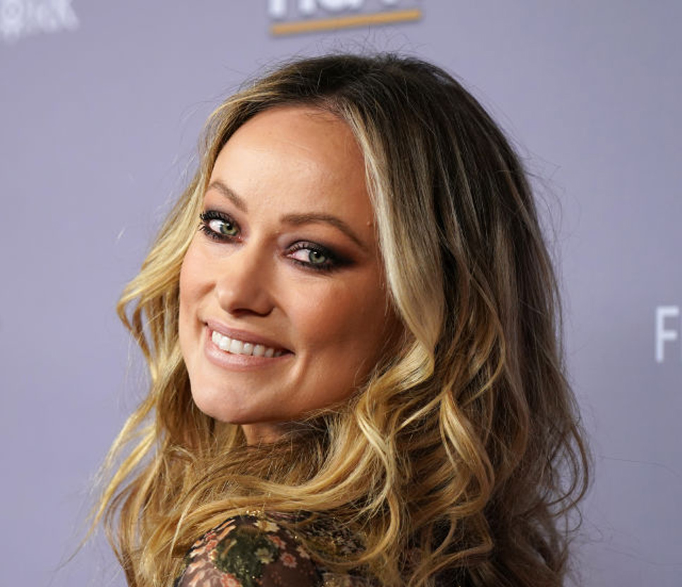 Olivia Wilde på The Hollywood Critics Awards i Los Angeles i januar 2020 (Jemal Countess/Getty)